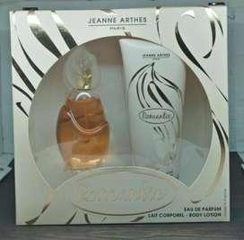 Parfum jeanne arthes romantic original