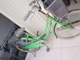 Sepeda mini frame aloy