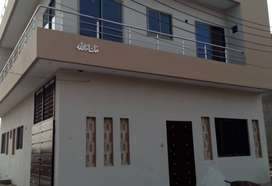 Corner Double Story House for Sale
