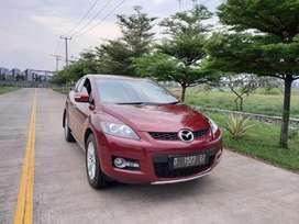 Kredit murah!!! Mazda cx 7 gt matic 2008 maroon