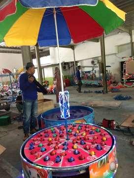 pancingan elektrik mainan wahana anak pasar malam