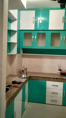 2 bhk SEMI FURNISHED FLAT available on rent in NOIDA EXTENSION