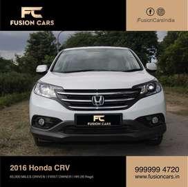 Honda CR-V 2.0L 2WD Automatic, 2016, Petrol