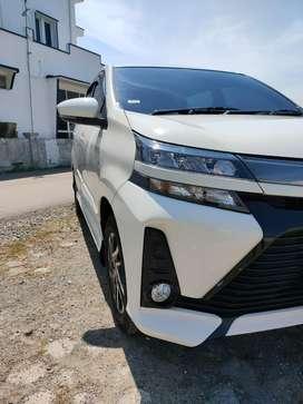 Toyota avanza veloz 1.5 manual 2020 nik 2019