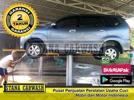 Hidrolik Cuci Mobil Thunder X - Pusat Alat Cuci Mobil Motor RESMI