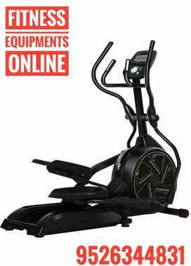 Gym and Home use Branded Fitness Equipments
