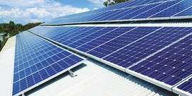 100% CASH BACK FOR ON-GRID SOLAR POWER
