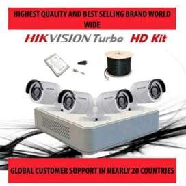 kualitasnya! Jernih kamera CCTV INDOOR/OUTDOOR MURAH BERGARANSI