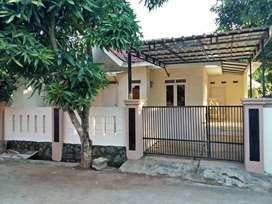 Dikontrakkan Rumah Griya Permata Asri Dalung Serang-Banten