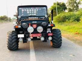 Jeeps Thar Gypsy Hunter Jeep