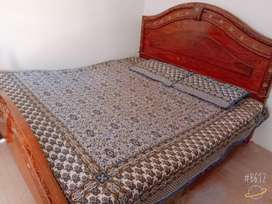 wooden room furniture in good condition