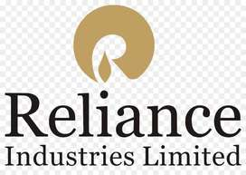 RELIANCE JIO urgent hiring for supervisor and store keeper helper