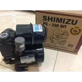 Mesin pompa air shimizu PS230 bit