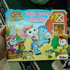 Buku Disney junior