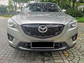 Mazda CX-5 GT 2.0 AT 2012 Abu-abu
