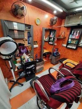 BEAUTY PARLOUR FOR SALE IN KHARDAHA