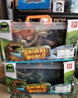 Mainan Dinosaurus kemasan box
