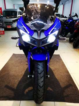 Fresh import by OW MOTORS sports very powerful attractive heavy bike