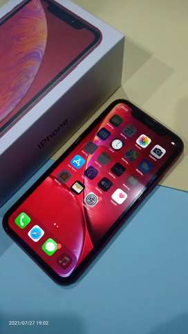 IPHONE , IPHONE XR RED 64GB LIKE NEW