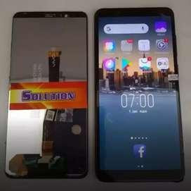 Ganti Lcd Touchscreen Vivo V7 + Pasang