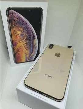 xs max iPhone XS max 64 GB gold ex iBox garansi Juli 2020 bs TT ip 11