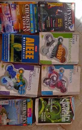 Arihant aieee/IIT books , MTG materials