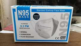 N95 mask for better protection