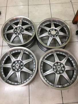 Jual Velg R17 Starform Ori Japan