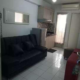 Disewakan apartemen Kalibata City 2 BR Furnished Cendana lt. 5