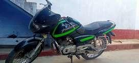 Pluser150cc  colour black