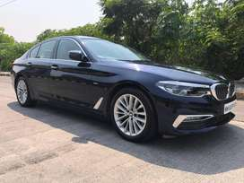 BMW 5 Series 520d Luxury Line, 2017, Diesel
