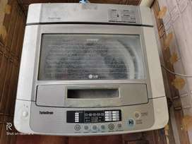 Excellent condition LG 6.5 Kg Top Load Washing Machine