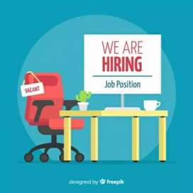 Front office telecaller  nd Receptionist