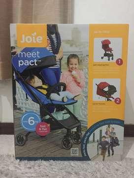 Stroller Joie Meet Pact Flex