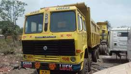 Ashok leyland 12 chakka tipper double crown well condition urgent sell