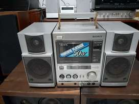 SONY TC - PB10 compo vintage th 1986