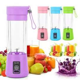 Rechargeable Battery Juice Blender