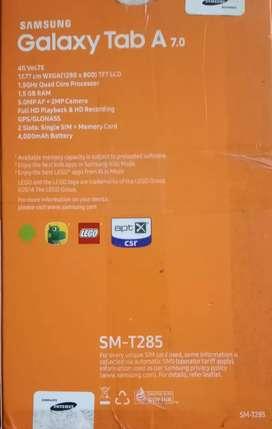 Galaxy Tab A 7 inch