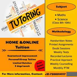 Home and Private Tuition