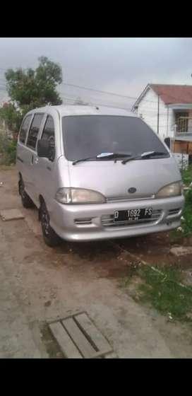 Jual Cepat Daihatsu Espass 2001 Mulus Terawat