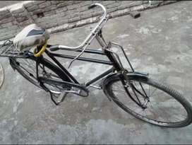 Heavy weight bicycle in good condition