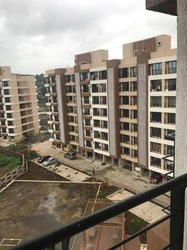 2 BHK MARVELOUS FLAT FOR SALE IN VEENA DYNASTY , VASAI EAST