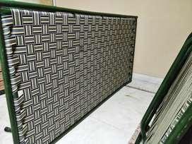 Heavy Guage Folding Bed