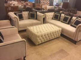 Full kusan sofa set