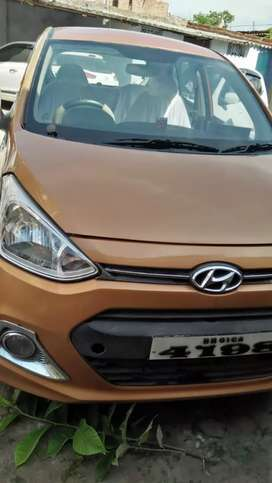 All New grand i10 with touch screen music system & reverse camera