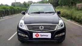 Ssangyong Rexton RX5, 2013, Diesel