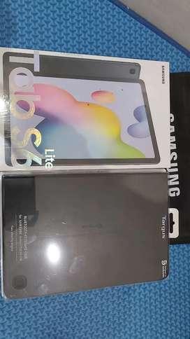 Samsung Tab S6 Lite 4GB/128GB + bookcover keyboard samsung