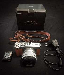 camera mirrorless fujifilm XA5