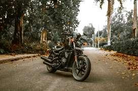 Harley Davidson with vip no