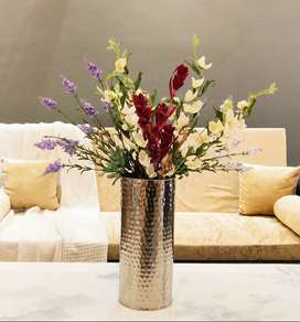 Lamp, Planters, Vase, Carpet, Furniture, Centre Table, Home Decor